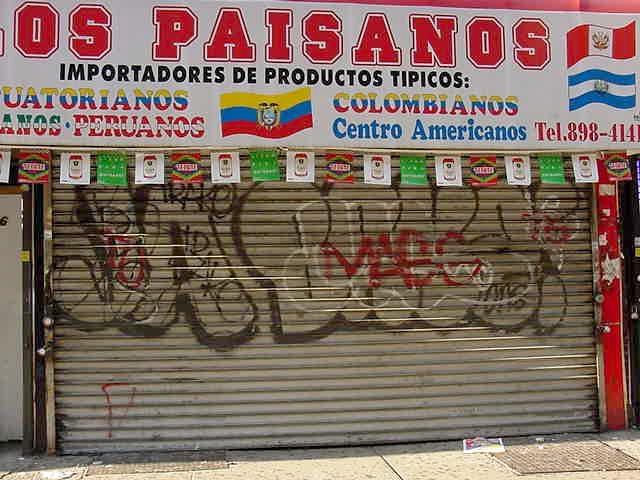 1 - CLASSIC QUEENS NYC GRAFFITI - JA TRAKE MS MAGGS - BRUZZ -- MQ